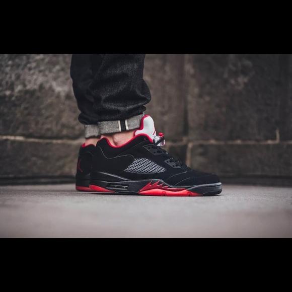 new product 740a2 7aade Nike Air Jordan 5 Retro Low Alternate 90 Size 8
